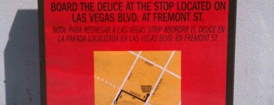 RTC Stop 215 is one of Las Vegas Transit Stops I Have Known.