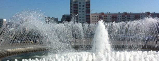 Площадь Салавата Юлаева is one of Alexander'in Beğendiği Mekanlar.