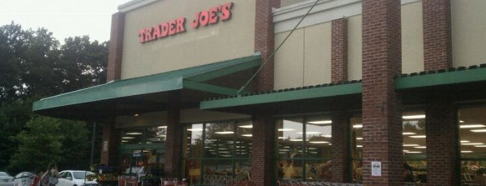 Trader Joe's is one of Food - Virginia.