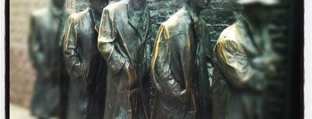 Franklin Delano Roosevelt Memorial is one of Trips / Washington, DC.