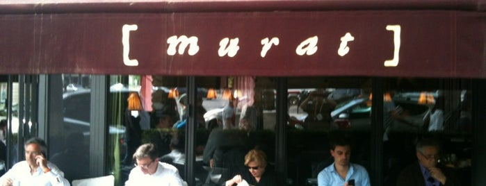 Le Murat is one of Paris - Restaurants.