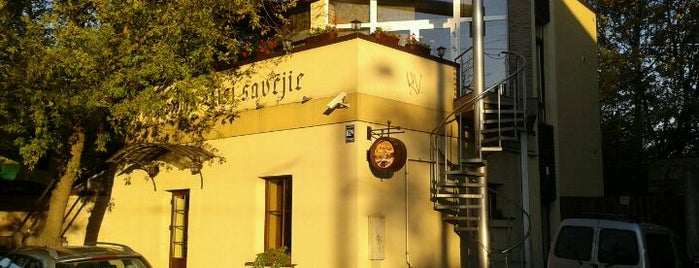 """Pub """"Visi Savējie"""" is one of Aigarsさんのお気に入りスポット."""