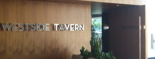 Westside Tavern is one of LA Bar Resto.