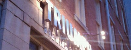 Triumph Brewing Company is one of Cupcakes and Beer.