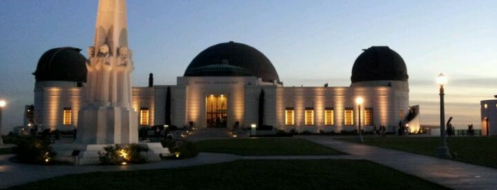 Observatoire Griffith is one of Los Angeles by an LA Local.
