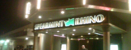 Spearmint Rhino is one of What Happened in Vegas gets Tagged in Foursquare.