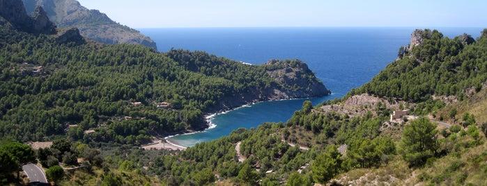 Cala Tuent is one of Urlaub mit dem Mietwagen: Mallorca.