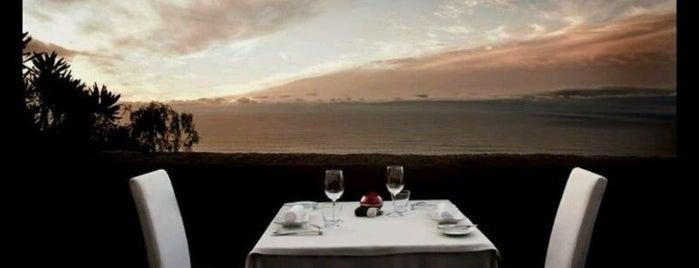 Amaranto is one of Restaurantes románticos.