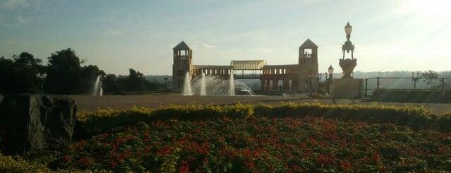 Parque Tanguá is one of PELO MUNDO.....