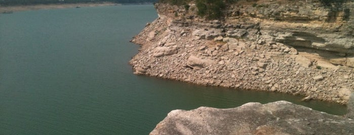 Pace Bend Park is one of Austin 4 the 4th.