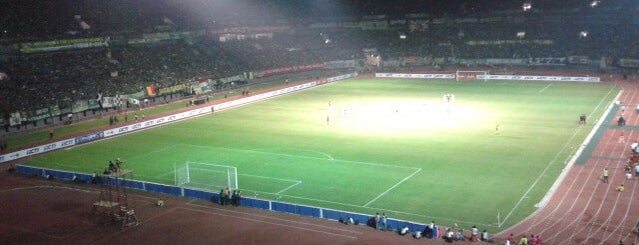 Stadion Gelora Bung Tomo is one of ww.