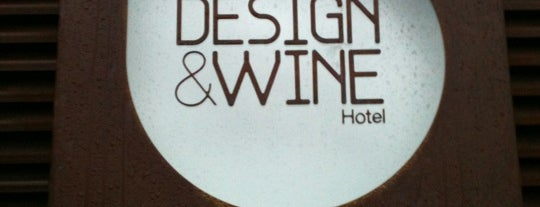 Design & Wine Hotel is one of World Wide Hotels.