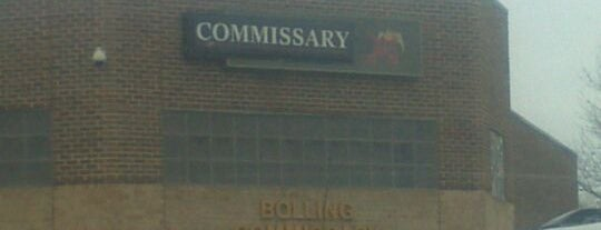 Bolling AFB Commissary is one of Daee' : понравившиеся места.