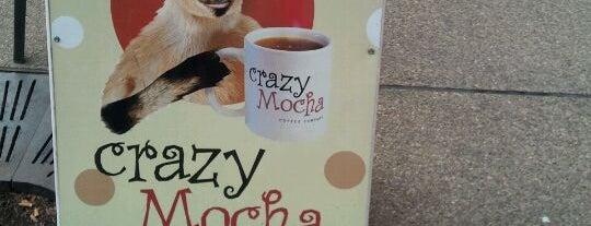 Crazy Mocha is one of Lugares favoritos de Chad.