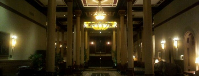 The Driskill is one of SXSW Austin 2012.