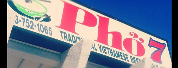 Pho 7 is one of Things to do in Denver when you're...HUNGRY!.