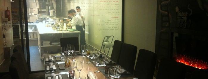Sergi Arola Restaurante is one of Nuestras Estrellas.