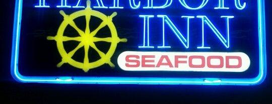 Harbor Inn Seafood is one of สถานที่ที่ Gayla ถูกใจ.