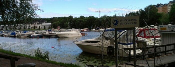Lake Mälaren is one of Stockholm City Guide.