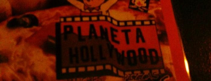 Planeta Hollywood is one of Pra fazer em Marília City!.