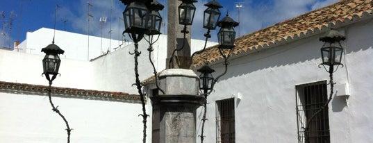 Cristo de los Faroles is one of Cordoba.