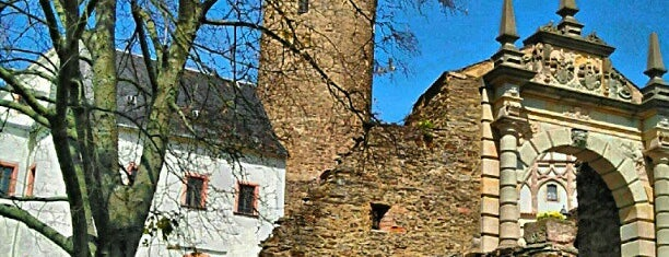 Burg Scharfenstein is one of Chosy 2018 Gutscheine.
