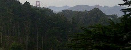 Presidio of San Francisco is one of San Francisco.