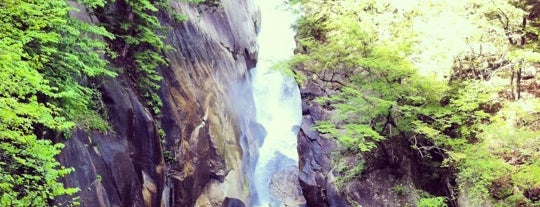 仙娥滝 is one of Waterfalls in Japan.