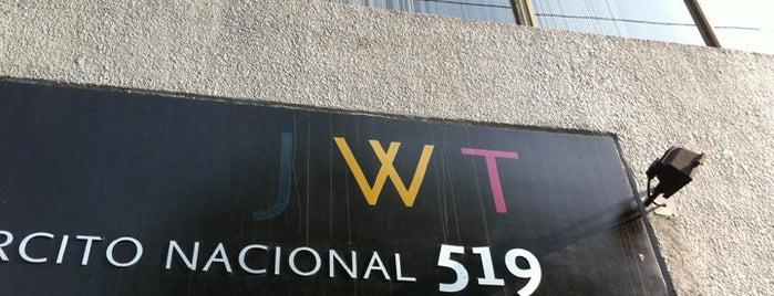 JWT is one of Agencias de Publicidad.