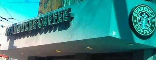 Starbucks is one of Yassen 님이 좋아한 장소.