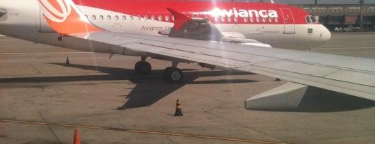 Aeroporto Internacional de São Paulo / Guarulhos (GRU) is one of ABC Paulista, etc..