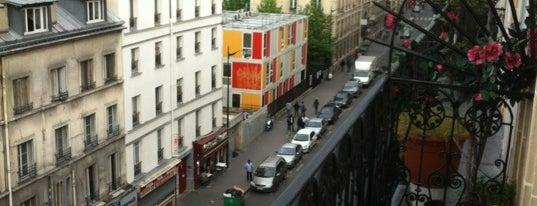 Rue du Faubourg Saint-Denis is one of paris mx fav.