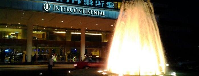 InterContinental Hong Kong is one of International Airport Lists (2).