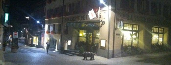 Hotel De Ville is one of 3* Star* Restaurants*.