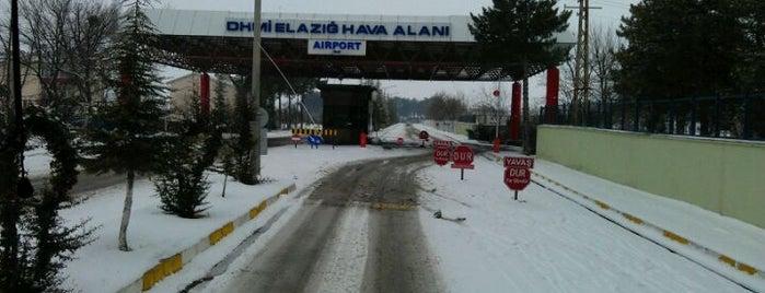 Elazığ Havalimanı (EZS) is one of Türkiye'deki Havalimanları.