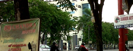 Gedung Departemen Keuangan Prov Jatim is one of Government of Surabaya and East Java.