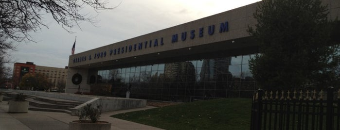 Gerald R. Ford Presidential Museum is one of Museums.
