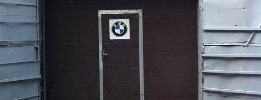 BMW Service is one of สถานที่ที่ Hookah by ถูกใจ.