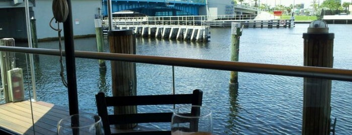 Blue Moon Fish Co. is one of Happy Hour #VisitUS.