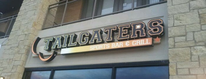 Tailgaters Sports Bar & Grill is one of dallas.