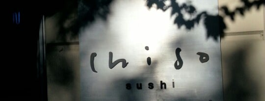 Chiso is one of CLOSED.