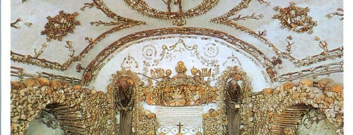 Cimitero dei Cappuccini is one of Rome.