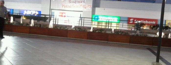 C.C. San Miguel Shopping Center is one of Jamhil'in Beğendiği Mekanlar.