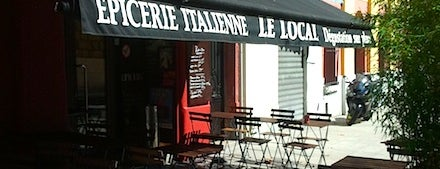 Le Local is one of Locais salvos de Bruno.