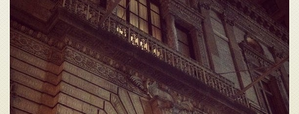 The Cornell Club is one of NYC Places I Have Been to Recently.