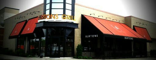 Burtons Grill is one of Heidi 님이 좋아한 장소.