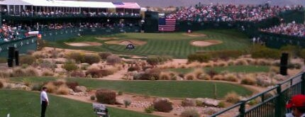 Waste Management Phoenix Open 16th Hole is one of Locais curtidos por Andy.