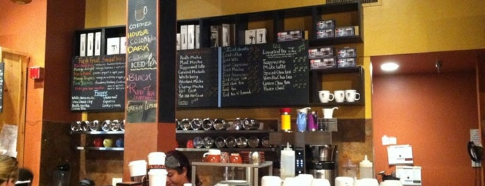 Woodland Coffee and Tea is one of Coffee, Tea, and Smoothies.