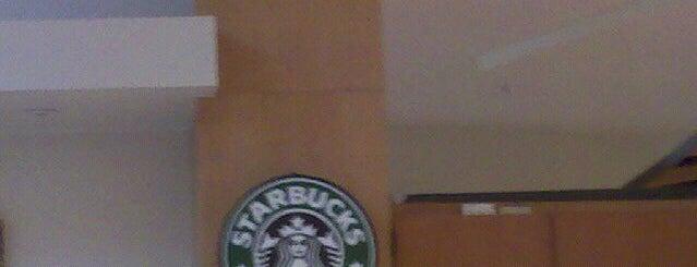 Starbucks is one of Gittiğim Yerler.