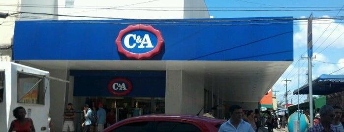 C&A is one of Locais curtidos por Kalyana.